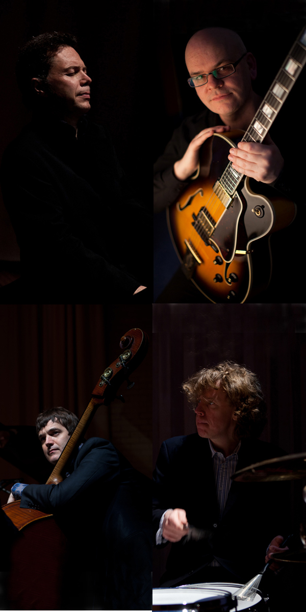 Dominic Alldis Two Trios @ at The Pheasantry
