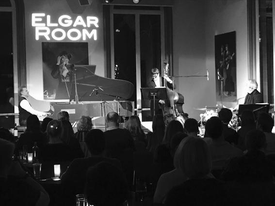 Dominic Alldis Trio @ Elgar Room