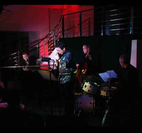 Dominic Alldis @ The Pheasantry