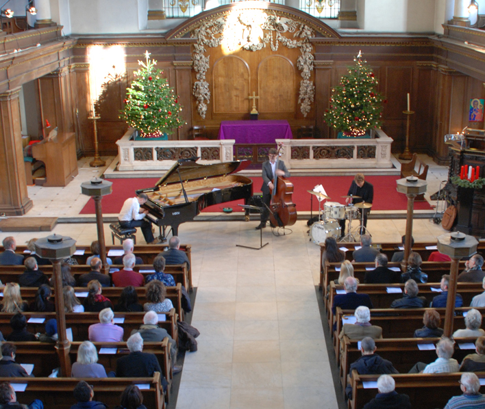 Dominic Alldis Trio @ St. James's Piccadilly