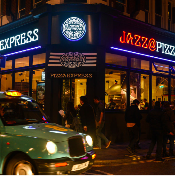 Pizza Express Jazz Club (Soho)
