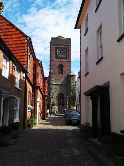 St. Mary the Virgin Church, Petworth