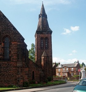 St. John's Church Dumfries