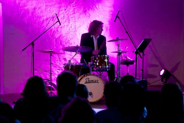 Martin France with Dominic Alldis Trio