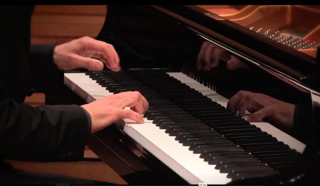 Dominic Alldis Trio at Menuhin Hall