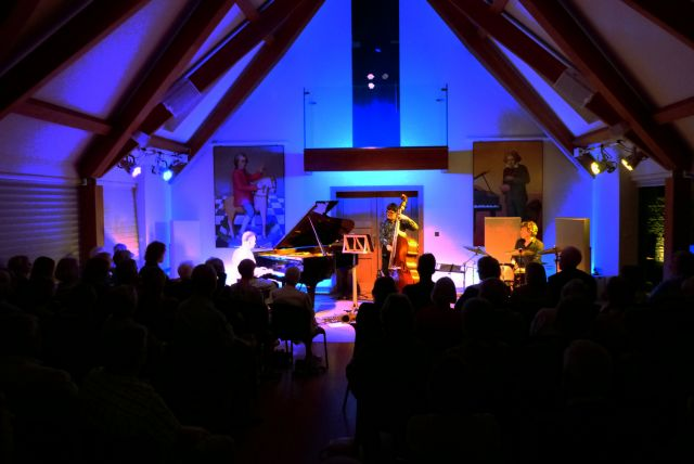 Dominic Alldis Trio @ Cooper Hall