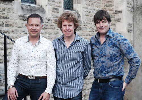 Dominic Alldis Trio